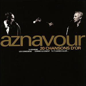 charles aznavour je m 39 voyais d j listen and discover music at. Black Bedroom Furniture Sets. Home Design Ideas