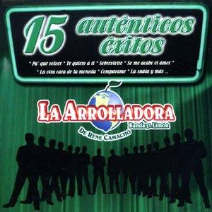 Image for '15 auténticos éxitos'