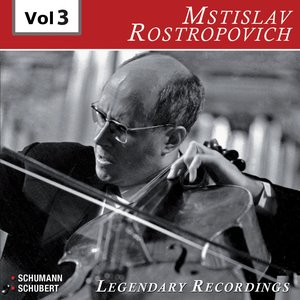 Image for '4 Impromptus, Op. 90, D. 899: No. 3 in G-Flat Major (arr. J. Heifetz and M. Rostropovich)'
