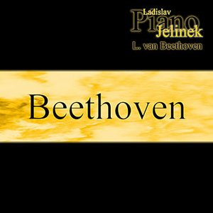Image for 'Ladislav Jelinek plays Beethoven'