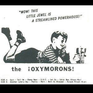 Image for 'The Oxymorons!'