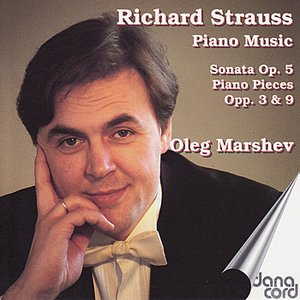 Image for 'Richard Strauss: Piano Music'