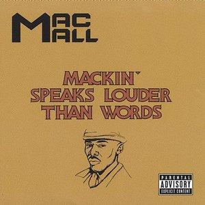 Image for 'Mackin Speaks Louder Than Words'