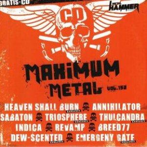 Image for 'Maximum Metal, Volume 152'