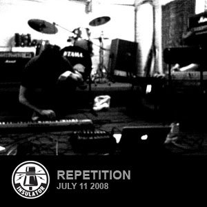 Image for 'THE REPETITION JULY 11 '08'