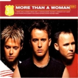 Image for 'More Than A Woman'
