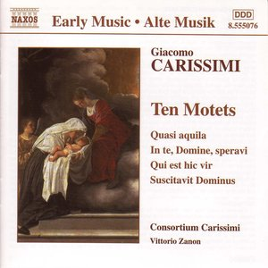 Image for 'Carissimi: 10 Motets'