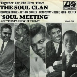 Image for 'Soul Meeting / That's How It Feels'