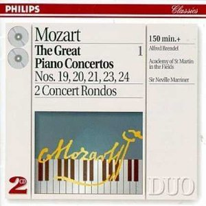 Image for 'The Great Piano Concertos, Volume 1 (disc 1)'