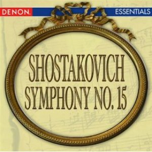 Image for 'Symphony No. 15 in A Major, Op. 141: III. Adagio'