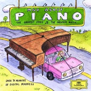 Image for 'Mad About Piano'