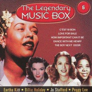 Immagine per 'The Legendary Music Box, Vol. 6'
