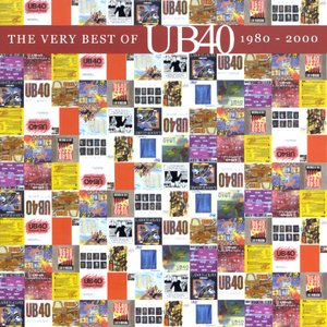 Image pour 'The Very Best Of UB40: 1980 - 2000'