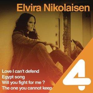 Image pour 'Four Hits: Elvira Nikolaisen'