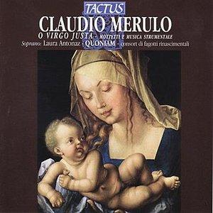 Bild för 'Merulo: O Vergo Justa'