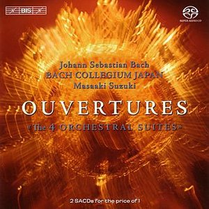 Image for 'BACH, J.S.: 4 Orchestral Suites, BWV 1066-1069'
