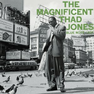 Image for 'The Magnificent Thad Jones'
