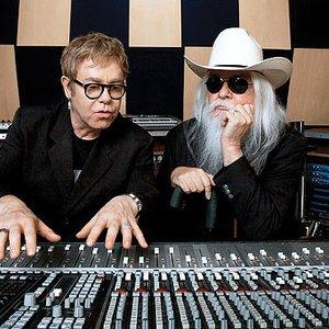 Image pour 'Elton John & Leon Russell'