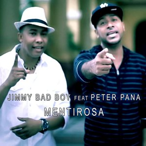 Image for 'Mentirosa (feat. Peter Pana)'