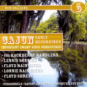 Image for 'Cajun Early Recordings (CD D)'