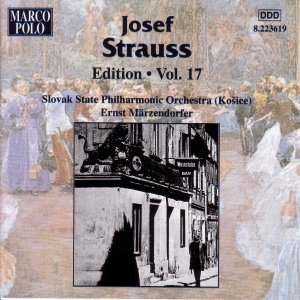 Image for 'STRAUSS, Josef: Edition - Vol. 17'