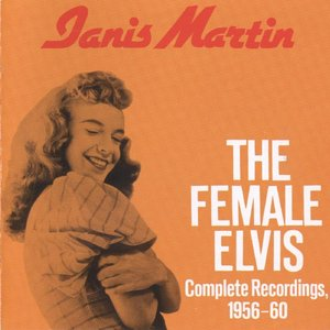 Imagem de 'The Female Elvis: Complete Recordings 1956-60'