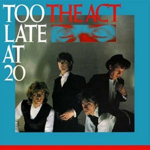 Image for 'Too Late at 20'