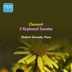 Image for 'Clementi, M.: Piano Sonatas (Horowitz) (1955)'