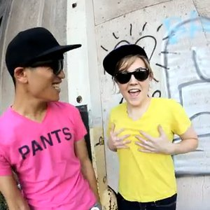 Image for 'Songs To Wear Pants To & Hannah Hart'