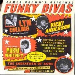 Image for 'James Brown's Original Funky Divas (disc 1)'
