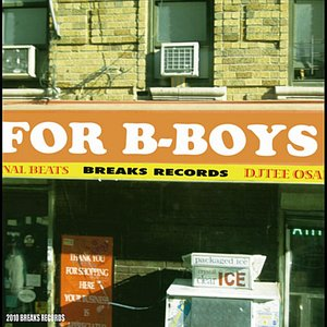 Image for 'For B-Boys...'