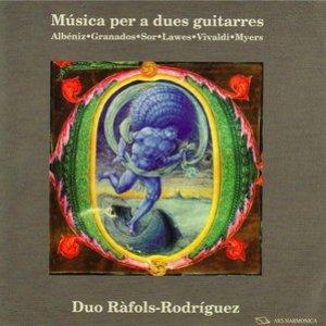 Image pour 'Duo Ràfols Rodriguez'