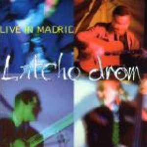 Image for 'Live in Madrid'