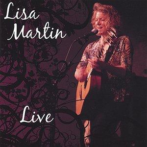 Image for 'Lisa Martin - Live!'