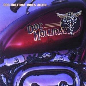 Bild für 'Doc Holliday Rides Again'