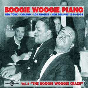 Bild för 'The Boogie-woogie craze 1938-1954 (Boogie Woogie piano)'