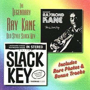 Imagem de 'The Legendary Ray Kane : Old Slack Key'