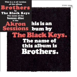 Image for 'Brothers (bonus disc: Akron Sessions)'