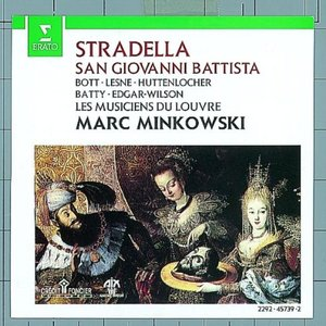 Image for 'San Giovanni Battista (Les Musiciens du Louvre feat. conductor: Marc Minkowski)'