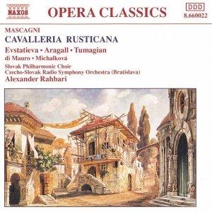 Bild für 'MASCAGNI: Cavalleria Rusticana'