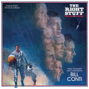 Image for 'The Right Stuff'