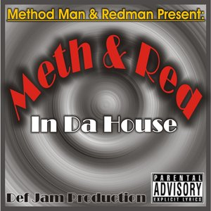 """Meth & Red In Da House""的封面"