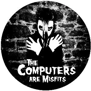 Immagine per 'The Computers Are Misfits'