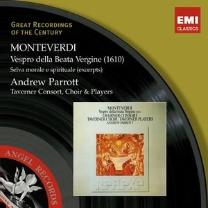Image for 'Monteverdi: 1610 Vespers'