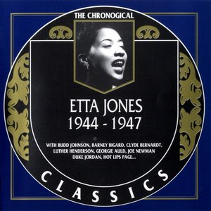 Image for 'Etta Jones: 1944-1947'