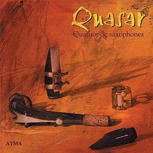 Image for 'Quasar  Saxophone Quartet'