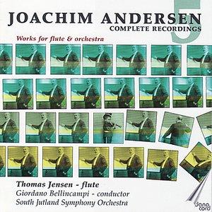 Imagen de 'Joachim Andersen: Complete works for flute vol 5'