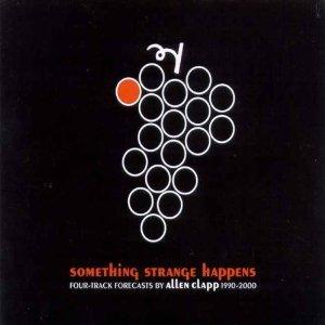Image for 'Something Strange Happens'