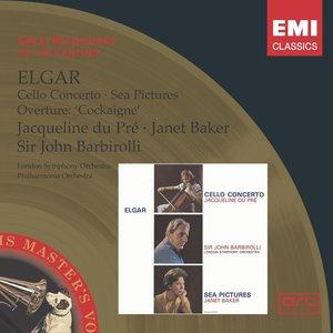 Image for 'Elgar: Cello Concerto / Sea Pictures / Overture:Cockaigne'