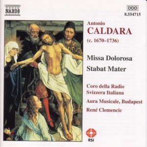 Image for 'CALDARA: Missa Dolorosa / Stabat Mater / Sinfonias in G and E minor'